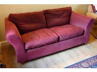 Sofa Settee M&S 3 seat