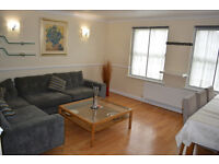 Large 2 Bed Flat in gated block just redecorated and well presented