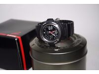 RRP £85 Casio AW-590-1AER Men's G-Shock Chronograph Sports Watch Survival Army