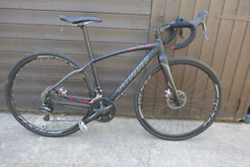 Specialised Secteur Sport 2014. An all-round road bike with some updated components. Size small.