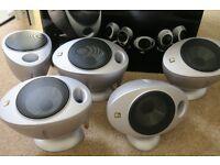 KEF KHT2005 & PSW2000 Home Cinema 5.1 Speaker Package