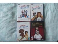 Little Britain series 1,2 and 3 and the live show