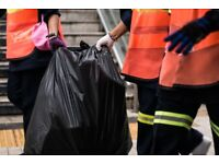 MAN AND VAN RUBBISH REMOVAL AND CLEARANCE SERVICE