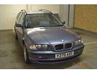 BMW 325i Touring, LPG - Converted, Year 2001, Manual