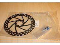 Giant MPH 180mm Disc Brake Rotor : (Mountain Bike) - New