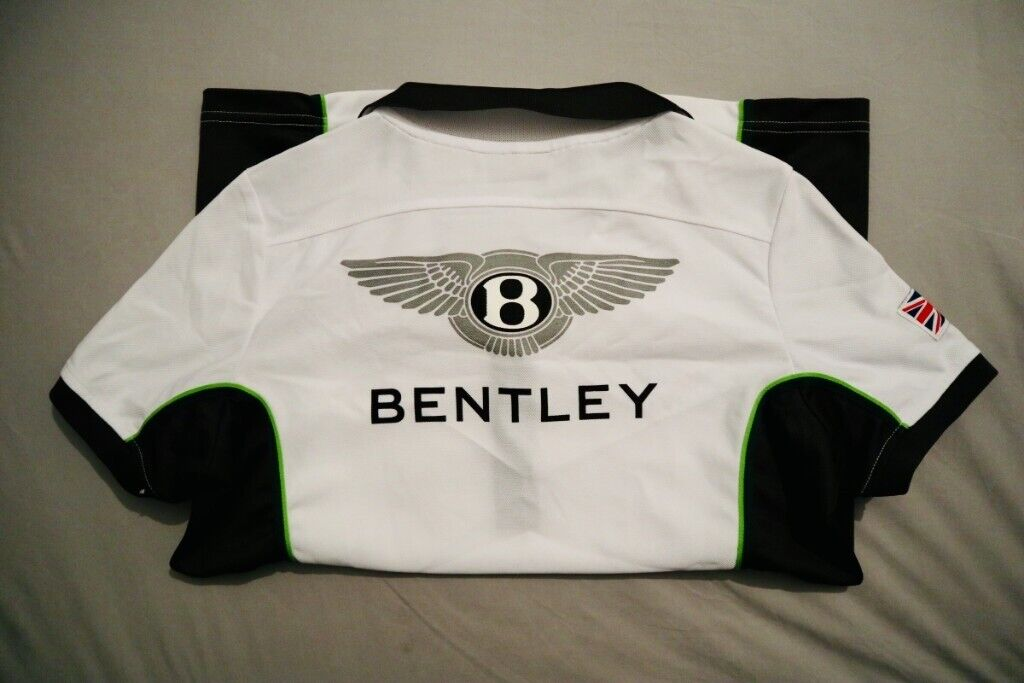 Bentley Motorsport Ladies Tech Polo Shirt