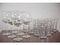 Wine and Water Glass Set