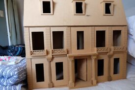 Beautiful dolls house