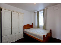 DOUBLE ROOMS TO RENT NEAR BOW AND MILE END TUB STAION