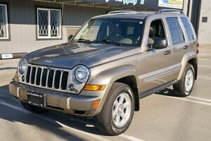 2007 Jeep Liberty Limited Edition 4x4 Langley Location