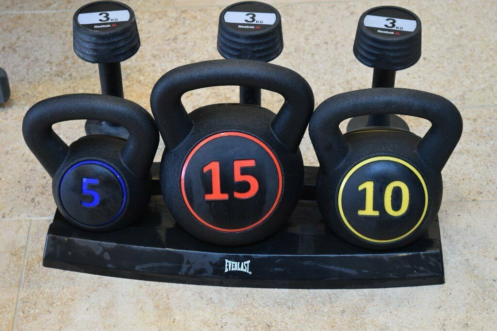 Rawfit Unisexs Competition Steel Russian Kettlebell 32 kg Red