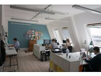 Beautiful Coworking Space for Creatives N4 / Finsbury Park