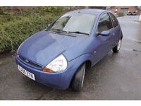 FORD KA 1.3 ZETEC ** 2007 ** 48,000 MILES FROM NEW **