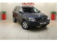 Volvo XC90 2.4 D5 Active Estate Geartronic AWD 5dr (blue) 2009
