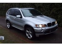 BMW X5 E53 BREAKING 4.6is ALL PARTS AVAILABLE!