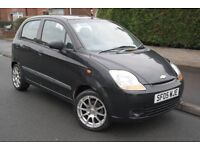 2005 Chevrolet Matiz ONLY COVERED 88K IDEAL LITTLE RUN AROUND £375 BARGAIN!!!!