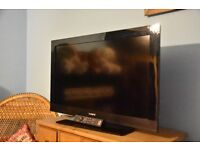 SONY 32 inch HD TV - as new
