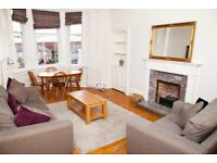 Large furnished two bedroom tenement flat in Bellevue