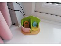 sylvanian families/family nursery school toilets