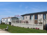 Luxury static caravan/ Holiday home. 10 month availability 1st March-January 1st