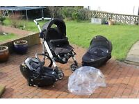 Bebe Confort Loola Pushchair Travel System - Used - good condition