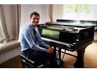 Jazz, Classical piano and Music Theory Tuition - SW11/12/16/17