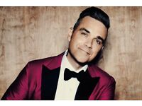 £150 Discount, 4 x Robbie William Cardiff 21st June - INDIVIDUAL Physical Tickets