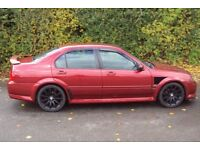 RARE MG ZS 180 QUAD CAM V6 LOW MILES 65600 WITH CAMBELTS CHANGED JUST HAD OIL & FILTER CHANGE
