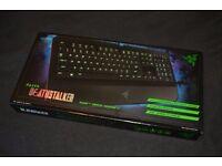 Razer Deathstalker Gaming Keyboard