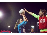 Back to Netball sessions in Shoreditch