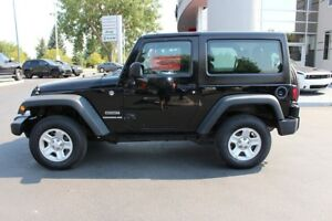 2014 Jeep Wrangler Sport - Hardtop - 6 Speed Manual