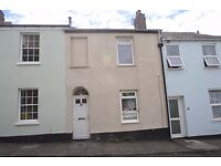 TWO BEDROOM TERRACE HOUSE TO RENT NEWTOWN EXETER EX1 2EN