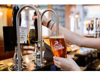 Full and Part Time Bartender/ Waiter - Up to £7.20 per hour - Hollybush - Loughton - Essex