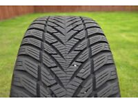 4x 205/45 R16 Goodyear winter tyres