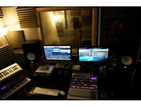 RECORDING STUDIO £15 PER HOUR, RADIO PROMOTION & MUSIC VIDEOS