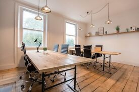 5 desks available in newly refurbished office in the heart of Stratford