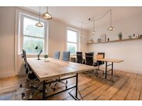 4 desks available in newly refurbished office in the heart of Stratford
