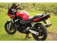 03 Yanaha FZS 600 showroom condition