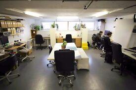 Studio/Office, 013, Natural Light, Netil House, Shoredtich, Hackney, East London, E8