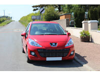 2010 Peugeot 207 1.6 HDi Sport 110 BHP - Low Mileage 54K & £30yr Tax