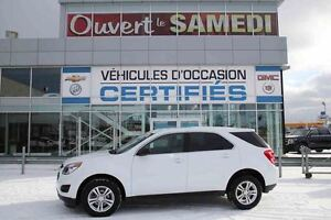 2016 Chevrolet Equinox CAMERA DE RECUL+BLUETOOTH