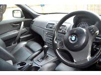 BMW X3 - 3L AUTOMATIC BLACK