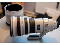 Canon 400mm f2.8 IS USM MK1 Lens