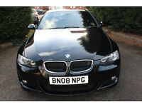BMW 320 M SPORT coupe disel REDUCED PRICE £9000 !!!!!! PART EXCHANGE OR OFFER