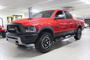 2015 Dodge Ram 1500 REBEL PLUS 4X4 *CUIR/TOIT/CAMERA RECUL*