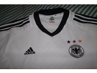 Adidas Germany Football shirt.