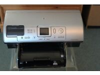 HP Photosmart 8450 Printer with new cartridges