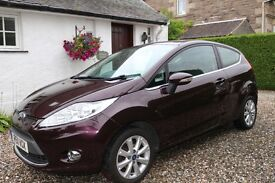 Private SALE: Auto Ford Fiesta Petrol 1.4 with Full Year MOT