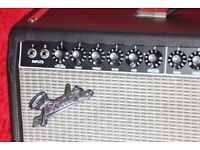 Fender Twin - 90's Amp in Amazing Condition c/w footswitch