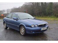 Jaguar x-type v6 2099cc petrol
